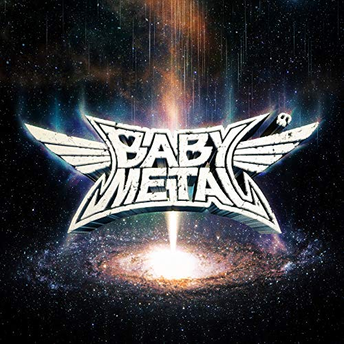 [Album]METAL GALAXY - BABYMETAL[FLAC + MP3]