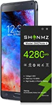 Galaxy Note 4 Battery,[Upgraded] 4280mAh Li-ion Replacement Battery for Samsung Note 4..
