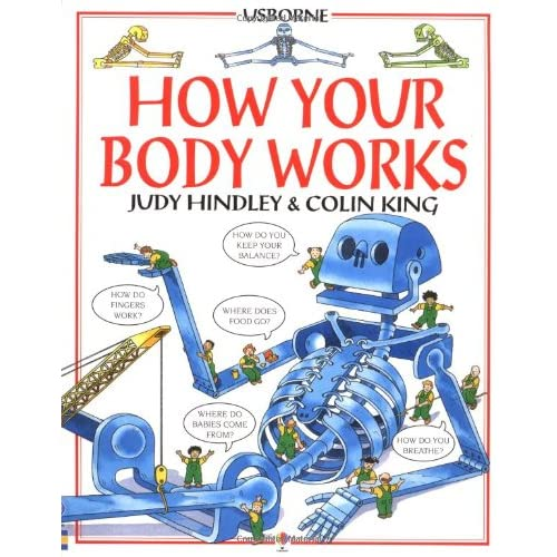 How Your Body Works (Children's World Series)
