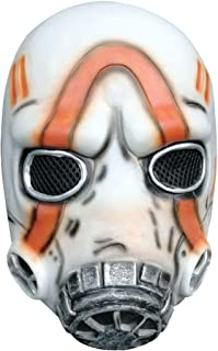Breathing Hole Game Borderlands 3 Psycho Mask Cosplay Psycho Latex Face Mask Halloween Cosplay Props Beige
