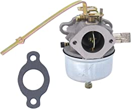 Atoparts Carburetor Carb for Tecumseh 631921 632284 631070A 631245 631820 H25 H30 H35 Engine Replaces Stens 520-918