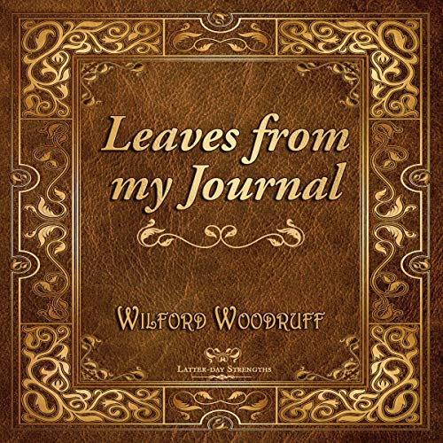 Leaves from My Journal audiobook cover art