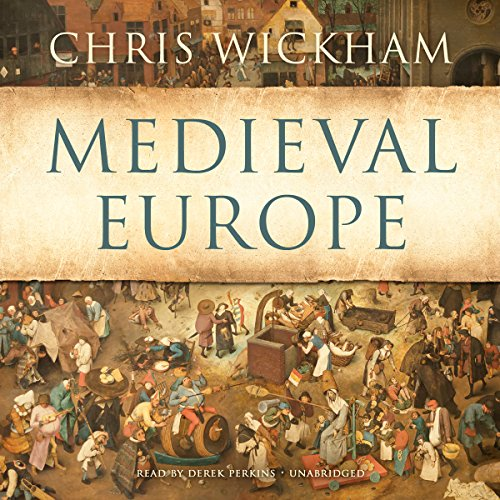 Medieval Europe                   By:                                                                                                                                 Chris Wickham                               Narrated by:                                                                                                                                 Derek Perkins                      Length: 14 hrs and 19 mins     71 ratings     Overall 4.2