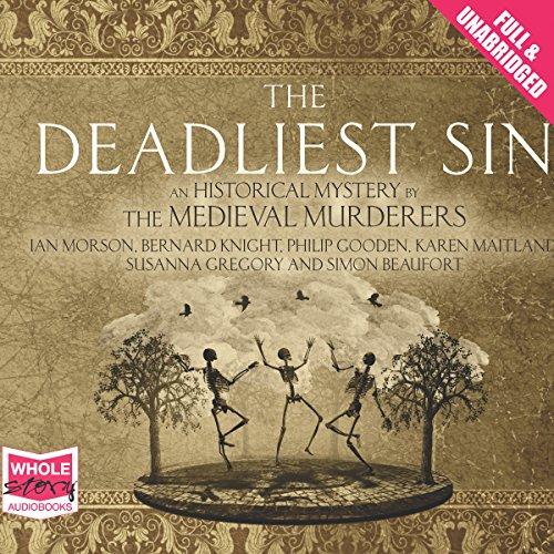 The Deadliest Sin cover art