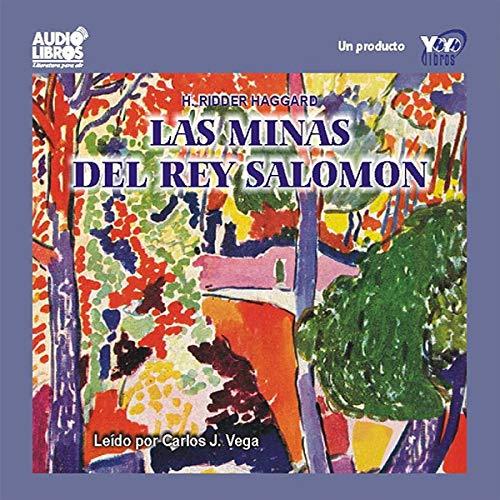Las Minas del Rey Salomon [The Mines of King Salomon] Titelbild