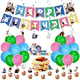 Secret life of Pets birthday party supplies,Banner,big...