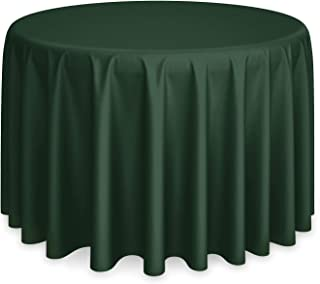 Best green tablecloth round Reviews