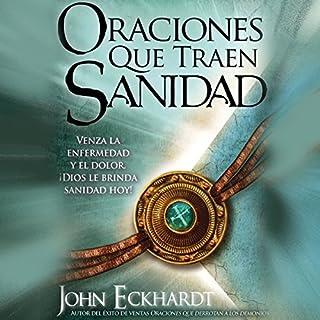 Oraciones que traen sanidad [Prayers That Bring Healing] audiobook cover art