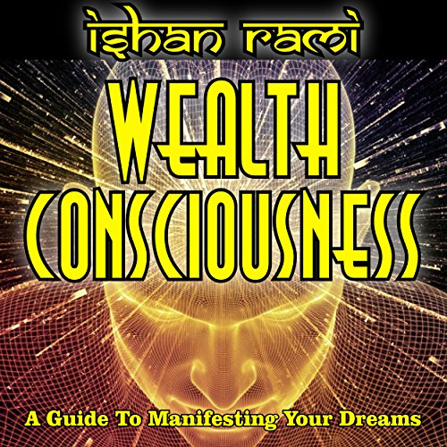 Wealth Consciousness audiobook cover art