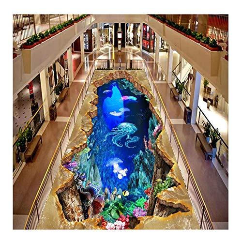 ALGFree-Alfombras Alfombra del Pasillo 3D Emocionante Entrada Balcón Escalera Hoteles Corredor Entrada Moquetas, Grueso 0.7cm, 15 Tamaños, 4 Patrones, Personalizable (Color : B, Size : 80x300cm)