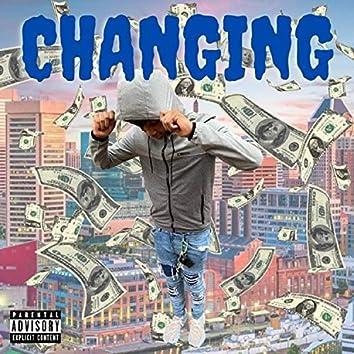 Changing (feat. Maudygrawll)