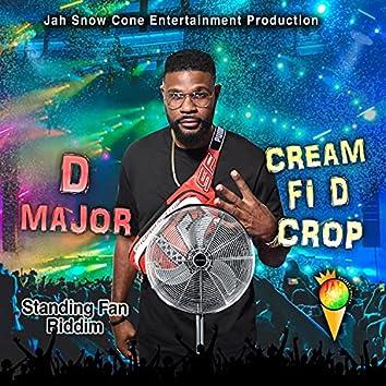 Cream Fi D Crop