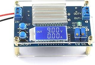 DZS Elec DC-DC Buck Converter Module 5.3-32V 24v to 1.2-32V 5v 9v 12v 12A 160W Large Power Adjustable Step Down Voltage Regulator CC CV Power Supply with LCD Display