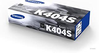 Samsung CLT-K404S Toner Cartridge Black for SL-C430W, C480FW- Open Box