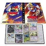 Pokemon Comercio Tarjeta Álbum, Pikachu Collection Handbook, Pokemon Cards Album Book La Mejor protección para Pokemon Trading Cards GX EX (Ho-Oh)