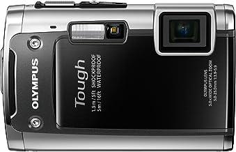 "Olympus  TG-610 Tough 14 MP Digital Camera , 5x Wide Optical Zoom (28mm), 3"" 920K LCD (Black) (Old Model)"