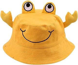 Hokoaidel Sombreros Gorras Lindo Ni/ño Ni/ña Y Cocodrilo Dibujos Animados Pescador Sombrero Protector Solar Al Aire Libre Gorra