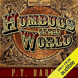 Humbugs of the World audiobook cover art
