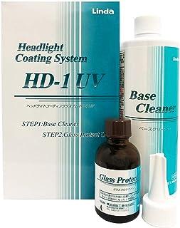 ヘッドライトコーティングシステム HDー1UV BZ73