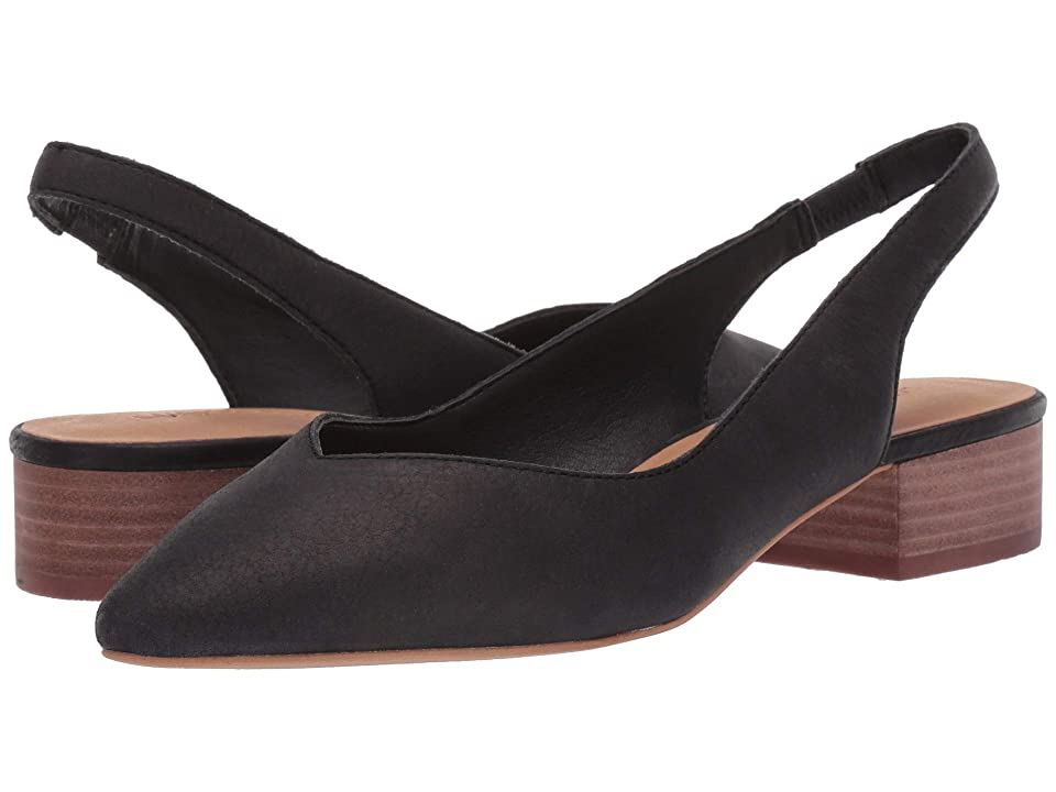 Lucky Brand Caedmam (Black) High Heels