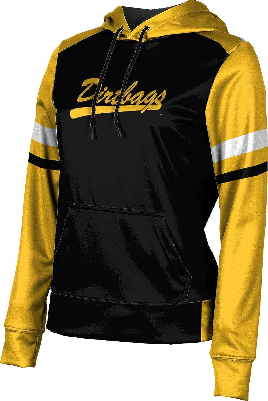 ProSphere California State University Long Beach Girls' Pullover Hoodie, School Spirit Sweatshirt (Old School)
