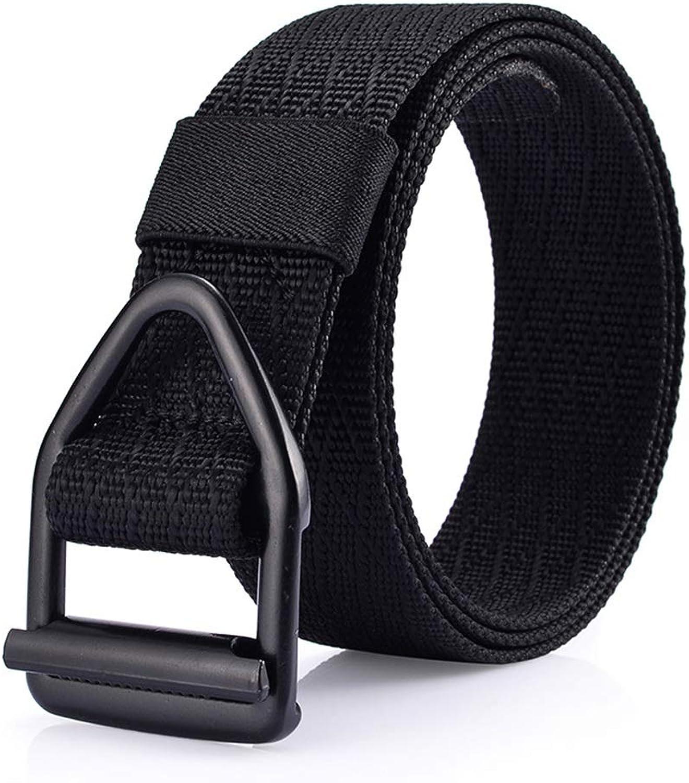 - Men's Canvas Belt Belt Belt Belt Casual Vintage Trend Belt Gorgeous (color   Black) e66b7d