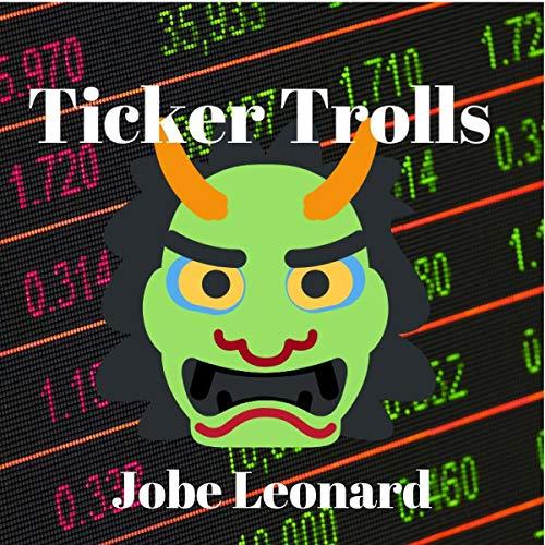 Ticker Trolls audiobook cover art