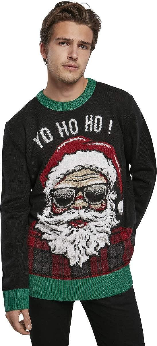 Urban Classics Ho Sweater Sweatshirts Mixte Noir