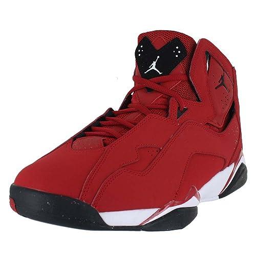 huge selection of 53e0c 8fe2a Jordan Mens True Flight Gym RED White Black Black Size 10