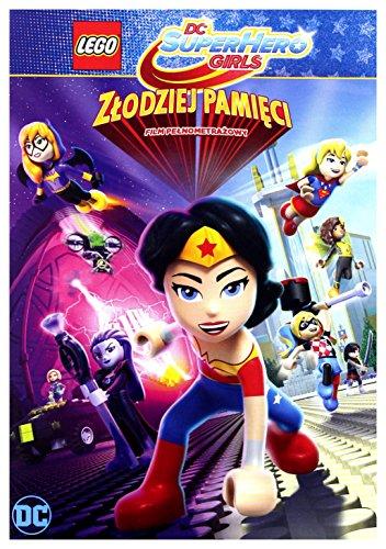 Lego DC Superhero Girls: Brain Drain [DVD] (IMPORT) (No hay versión española)