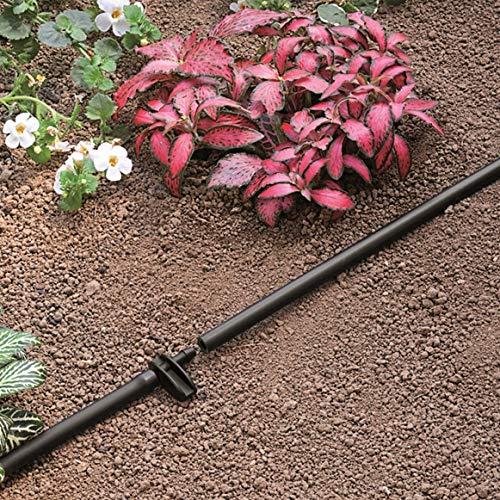 CLABER 90371 Tuyau d'arrosage capillaire pour micro-irrigation, 5 m, 1/4\