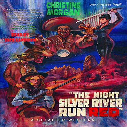 The Night Silver River Run Red cover art