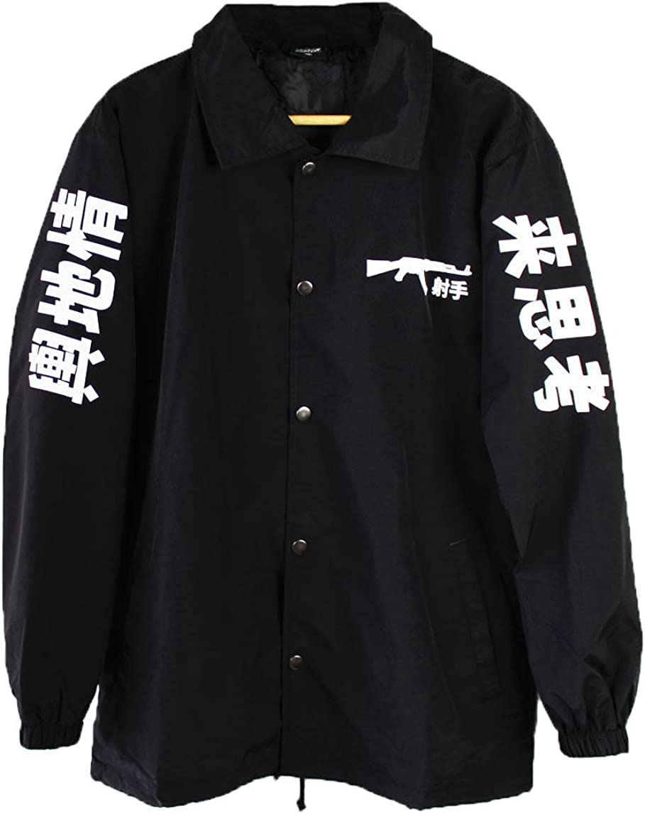 AK-47 Limited time sale Coach Jacket Discount is also underway