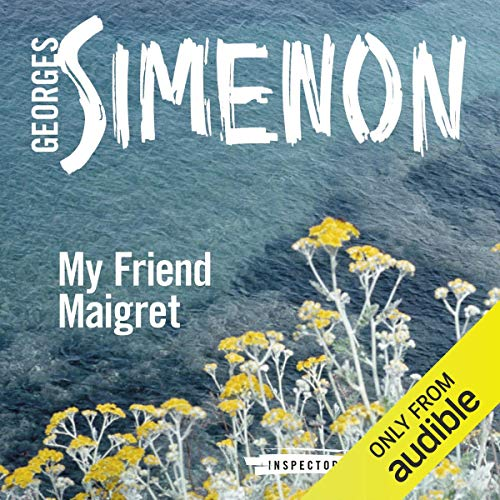 My Friend Maigret cover art