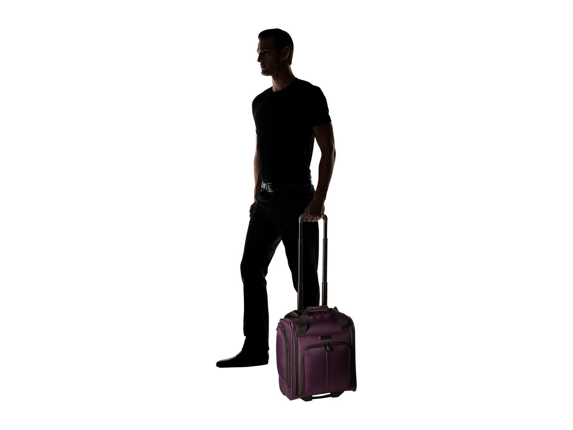 Boarding Leverage Samsonite Purple Bag Lte Wheeled HAwBq