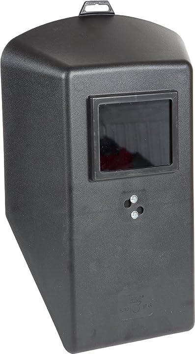 Maschera protettiva per saldatura con din vetro einhell B0010SC2L6