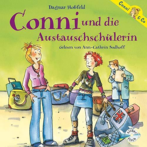 Conni und die Austauschschülerin (Conni & Co 3): 2 CDs