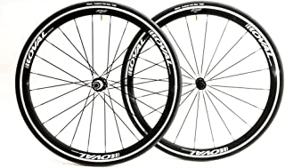 Oval Concepts 535 700c Carbon/Alloy Road Bike Wheelset + Tires Campagnolo New