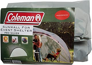 Coleman Sunwall for Event Shelter Pro Silver, Gazebo Side Panel, Sun Protection (3.6m x 3.6m/12' x 12')