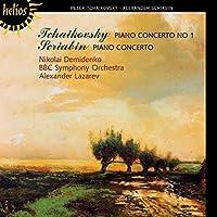 Tchaikovsky: Piano Concerto No.1; Scriabin: Piano Concerto by Nikolai Demidenko (2007-12-11)