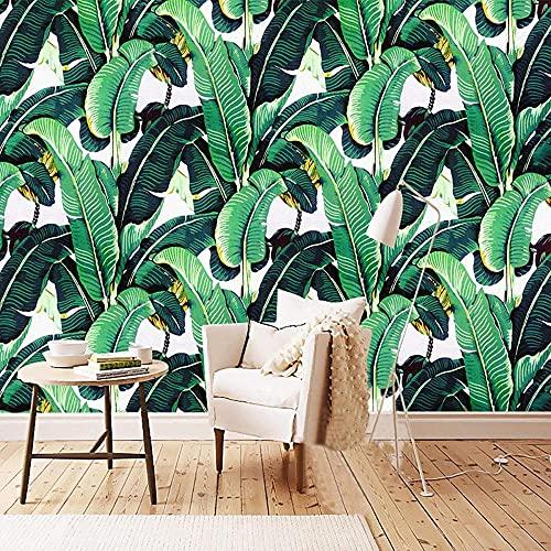 Acuarela Unicornio Flor Papel tapiz 3D Sala de estar Dormitorio TV Fondo Pintura de pared Papel tapiz 3D-250X175cm