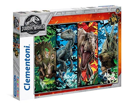 Clementoni 27099 27099de Jurassic World