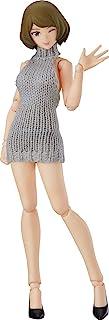 マックスファクトリー figma figma Styles 女性body[チアキ] with バックレスセーターコーデ ノンスケール ABS&PVC製 塗装済み可動フィギュア