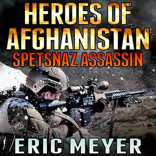 Heroes of Afghanistan audiobook cover art