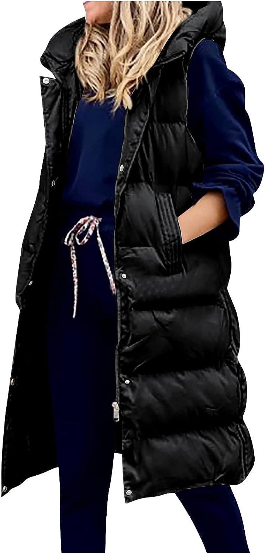 ayaso Jacket for Women's Winter Lightweig Max 44% OFF Sale item Sleeveless Down Puffer