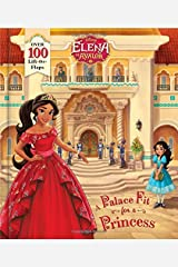 Elena of Avalor A Palace Fit for a Princess Hardcover