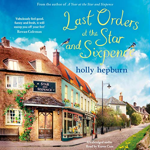 Last Orders at the Star and Sixpence cover art