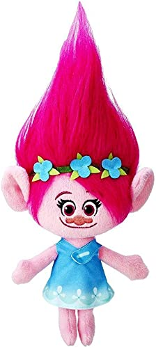 ¡no ser extrañado! DreamWorks Trolls - Selección Figura de Peluche Softwool Softwool Softwool 25 cm, Trolls Figuren Poppy  exclusivo