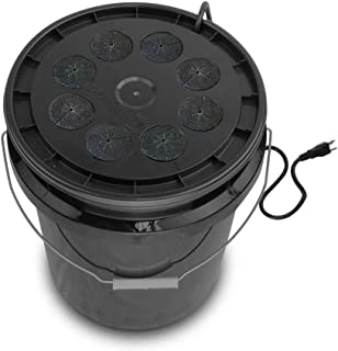GrowBright OctoCloner 8-Site Aeroponic Cloning/Propagation System