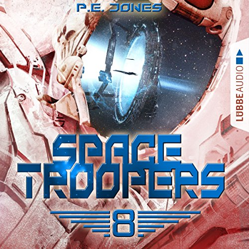 Sprung in fremde Welten (Space Troopers 8) audiobook cover art